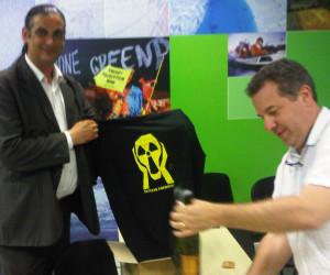 Greenpeace Cyber Attivista